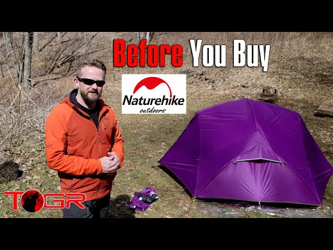Any Issues? NatureHike Mongar 2 Person Budget Friendly Tent - Before You Buy