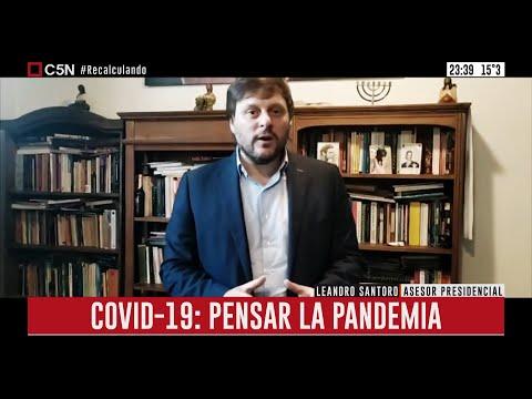 COVID-19: Pensar la pandemia en Recalculando
