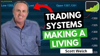 Forex Trading Systems To Make A Living - Scott Welsh | Trader Interview
