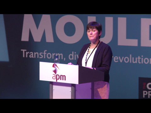 Conference Chair: Sue Kershaw - APM Project Management Conference 2017