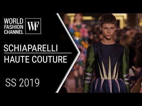 Schiaparelli Haute Couture Spring-summer 2019