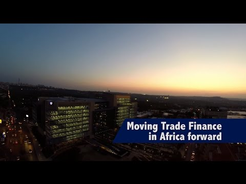 The right partner in Africa for trade finance, custody and cash management