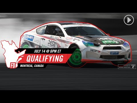 Network A Presents: Formula Drift Montreal - Qualifying Round LIVE! - UCsert8exifX1uUnqaoY3dqA