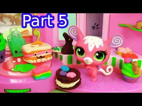 LPS Cake Shop Stop - Diva Dahhhhling - Littlest Pet Shop LPS Series Part 5 Video - UCelMeixAOTs2OQAAi9wU8-g