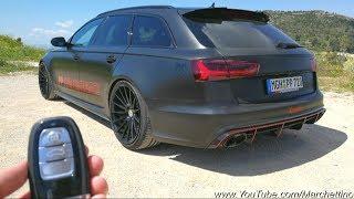 CRAZY 750hp – 1000nm Audi RS6 DRIVEN – What a Car!!