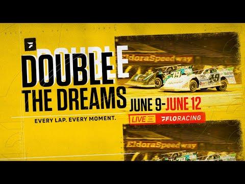 LIVE: Prelim Night | 26th Dirt Late Model Dream at Eldora Speedway - dirt track racing video image