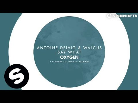 Antoine Delvig & Walcus - Say What (OUT NOW) - UCpDJl2EmP7Oh90Vylx0dZtA
