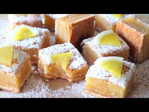 These Lemon Desserts Will Have You Feeling Zesty ? ?