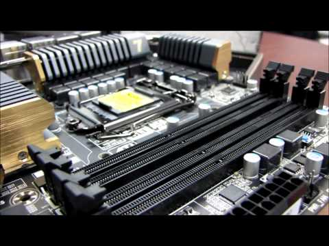 Gigabyte P67A-UD7 P67 LGA1155 Sandy Bridge SLI Motherboard Unboxing & First Look Linus Tech Tips - UCXuqSBlHAE6Xw-yeJA0Tunw