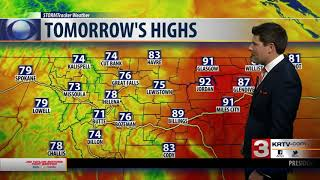 Wednesday Morning StormTracker Weather Forecast with Jason Laird