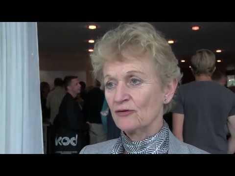 Lantmäteriets Society Hack - Susanne Ås Sivborg, generaldirektör Lantmäteriet