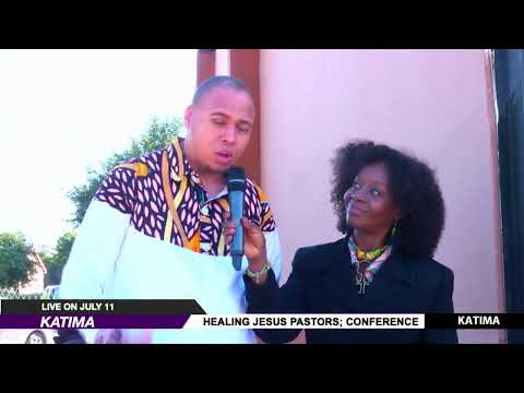 WATCH THE HEALING JESUS PASTORS' CONFERENCE, LIVE FROM KATIMA, DAY 2.