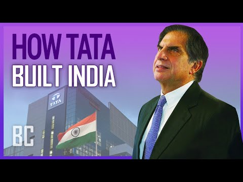 How Tata Built India: Two Centuries of Indian Business - UC_E4px0RST-qFwXLJWBav8Q