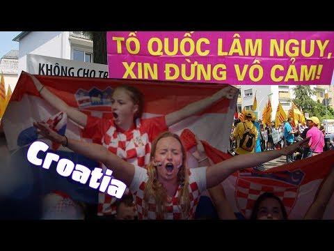 Đội Croatia và Word Cup 2018 liên quan gì đất đai Việt Nam