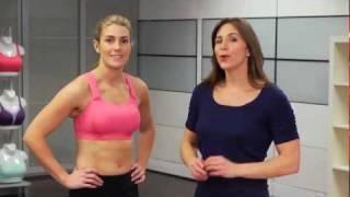 e13f44fec7258 Juno Sports Bra by Moving Comfort - YouTube