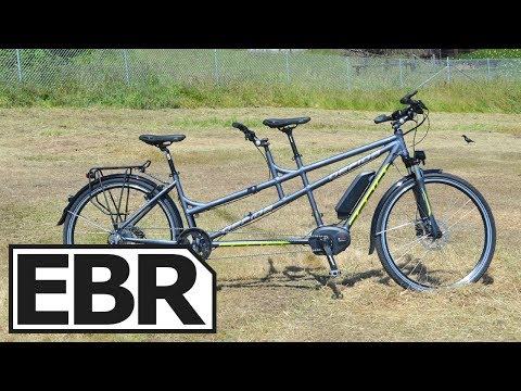 Gepida THORIS XT10 Review - $4.5k Electric Tandem for Trekking
