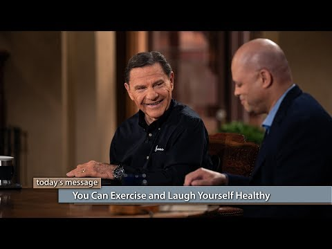You Can Exercise and Laugh Yourself Healthy