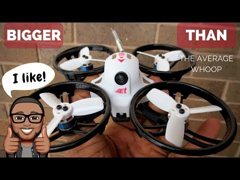 KingKong (LDARC) ET115 Micro FPV Racing Drone Review - My New Favorite! - UCMFvn0Rcm5H7B2SGnt5biQw
