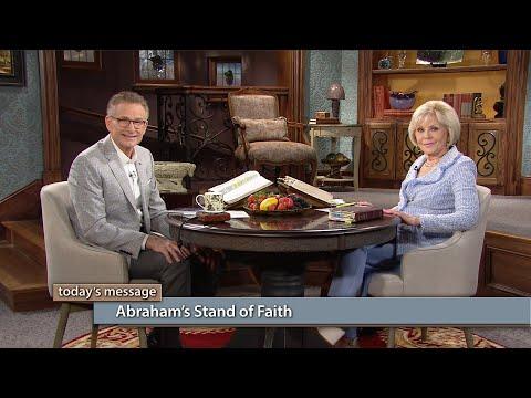 Abrahams Stand of Faith