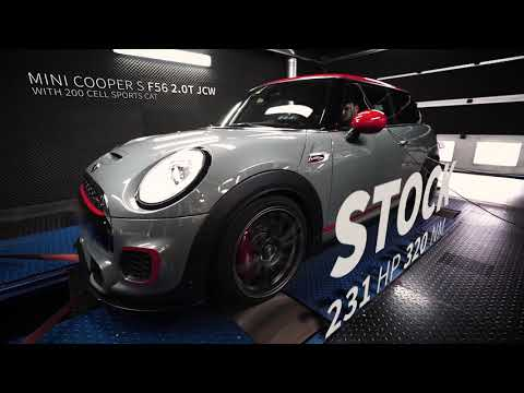 Mini Cooper S F56 JCW remap Stage 1+ By BR-Performance