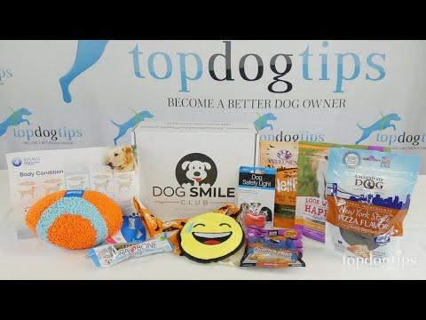 Dog Smile Club Subscription Box