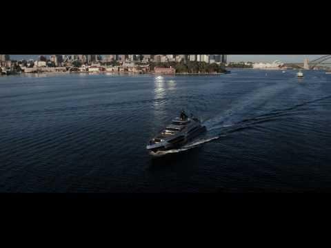 Majesty 122 M/Y Ghost II Charter Video