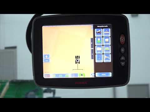 #5 CLAAS GPS - Måla bearbetad areal