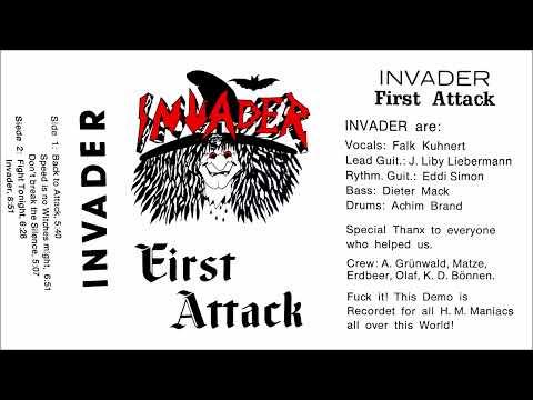Invader (Ger-Nordhorn) - Back to Attack