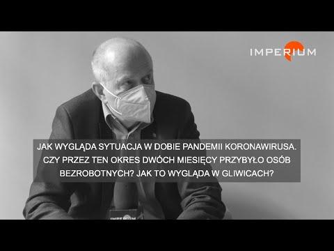 Rozmowa Dnia: Marek Kuźniewicz, dyrektor Powiatowego Urzędu Pracy w Gliwicach