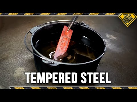 This Steel is STRONGER than THOR'S HAMMER