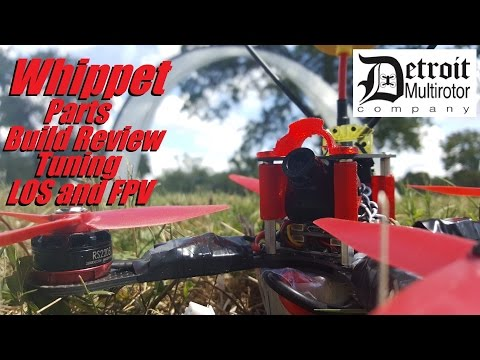 Whippet I/H Frame: Parts, Build Review, Tuning, LOS, & FPV! - UC_x5XG1OV2P6uZZ5FSM9Ttw