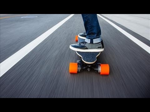 Electric Skateboards Hit the Road - UCK7tptUDHh-RYDsdxO1-5QQ