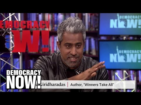 Anand Giridharadas: College scam offers