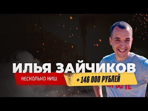 Илья Зайчиков, +146 000 рублей на навесах и банях