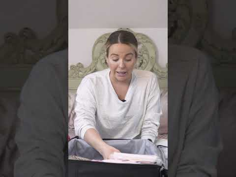 matalan.co.uk & Matalan Promo Code video: What's inside Lydia Bright's hospital bag...