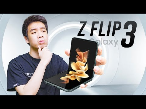 Đánh giá Galaxy Z Flip3 - Smartphone BTS: Máy ngon, giá tốt - Chưa hợp với số đông!