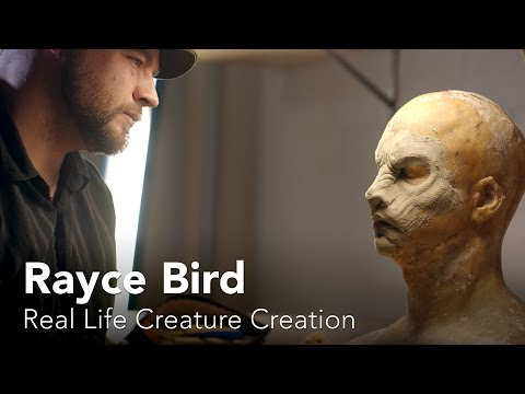 Rayce Bird: Real Life Creature Creation | Lynda.com from LinkedIn