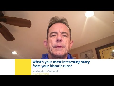 Ask Dave McGillivray: What's your most interesting story from your historic runs?