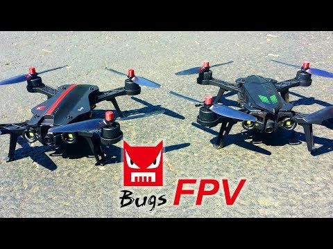 Bugs 8 & 6 FPV Racing Quad from MJX RC - UCj8MpuOzkNz7L0mJhL3TDeA