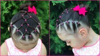 peinados para niñas faciles de hacer