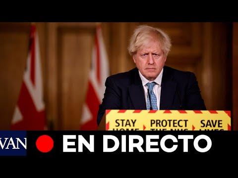 DIRECTO: Última hora sobre el coronavirus en Reino Unido