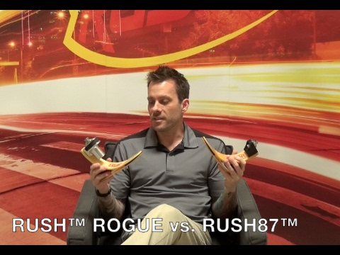 RUSH™ ROGUE vs  RUSH87™ What's the Difference?