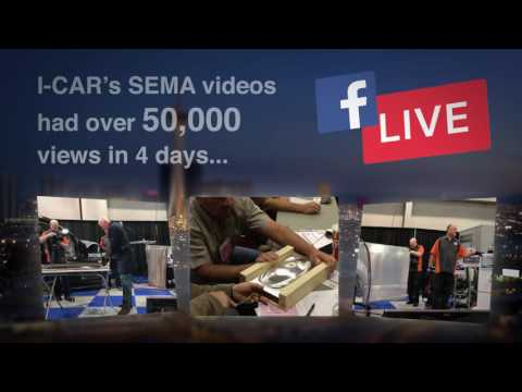 I-CAR at SEMA 2016 Recap