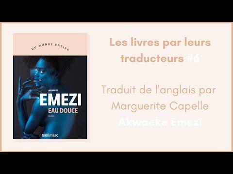 Vidéo de Akwaeke Emezi