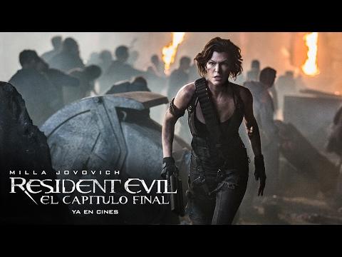 RESIDENT EVIL: EL CAPÍTULO FINAL. La lucha de Alice termina aquí. Ya en cines.