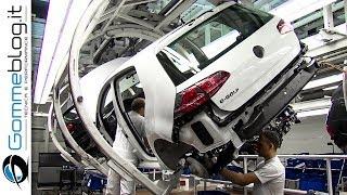 Volkswagen Golf 7 Produzione