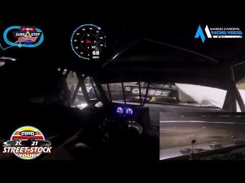 #51 Eric Riley WISSOTA Street Stock On-Board @ I-94 (7/17/21) - dirt track racing video image