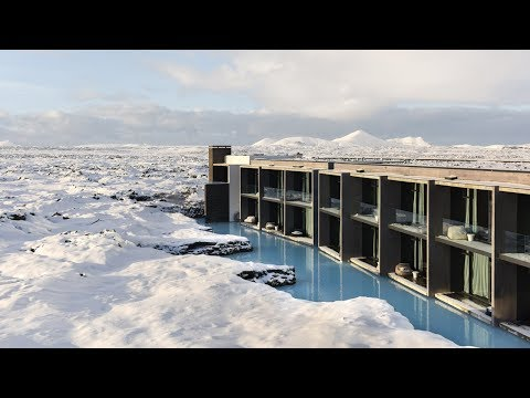 The Retreat at Blue Lagoon Iceland | Architecture | Dezeen