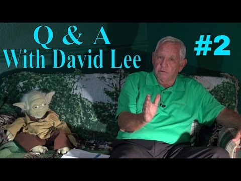 Q & A With David Lee #2 | Take Your Golf Game From The Driving Range To The Golf Course