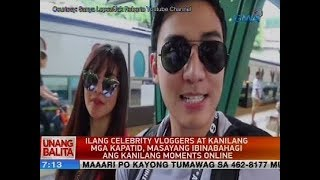 UB: Ilang celebrity vloggers at kanilang mga kapatid, masayang ibinabahagi ang kanilang...